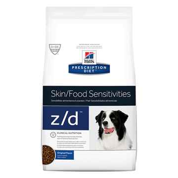 Picture of CANINE HILLS zd SKIN/FOOD SENSITIVITIES - 8lb