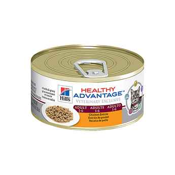 Picture of FELINE HILLS HEALTHY ADVANTAGE ADULT ENTREE - 24 x 5.5oz cans