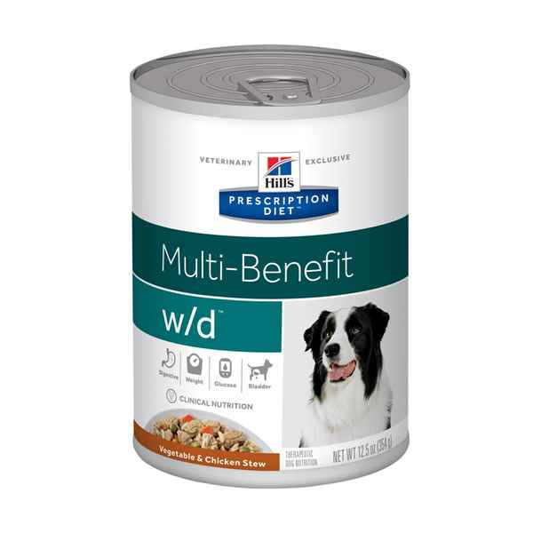 Picture of CANINE HILLS wd CHICKEN STEW MULTI BENEFIT - 12 x 12.5oz