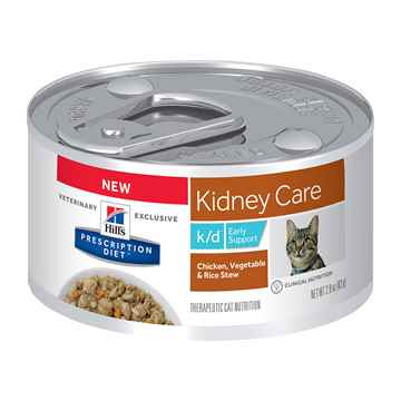 Picture of FELINE HILLS kd EARLY SUPPORT CKN & VEG STEW - 24 x 2.9oz(tu)