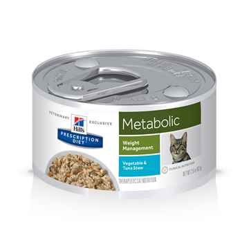 Picture of FELINE HILLS METABOLIC VEG & TUNA STEW - 24 x 2.9oz(tu)
