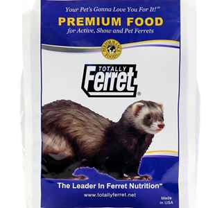 Picture for category Ferret Diets and Accessories