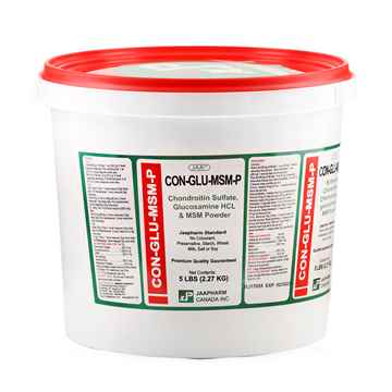 Picture of CON-GLU-MSM POWDER - 5 LBs