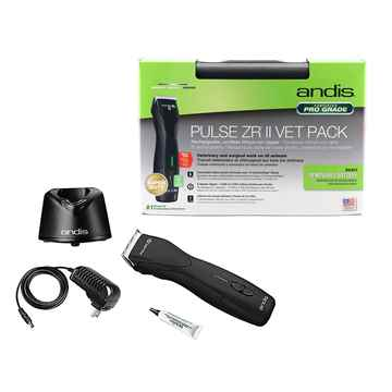 Picture of CLIPPER ANDIS PULSE ZR II CORDLESS RECHARGEABLE (79035)
