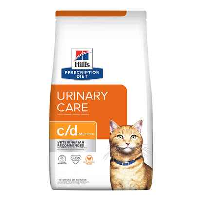 Picture of FELINE HILLS cd MULTICARE w/ CHICKEN UTH  - 17.6lbs