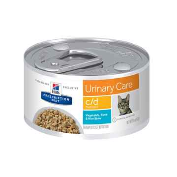 Picture of FELINE HILLS cd UTH TUNA & RICE STEW - 24 x 2.9oz cans