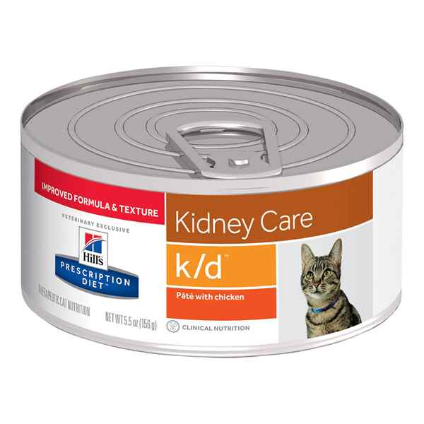 Picture of FELINE HILLS kd PATE with CHICKEN - 24 x 5.5oz cans