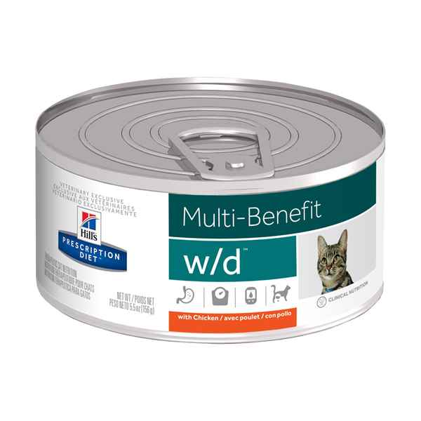 Picture of FELINE HILLS wd MINCED CHICKEN MULTI BENEFIT - 24 x 5.5oz cans