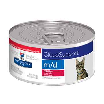 Picture of FELINE HILLS md GLUCO SUPPORT - 24 x 5.5oz cans