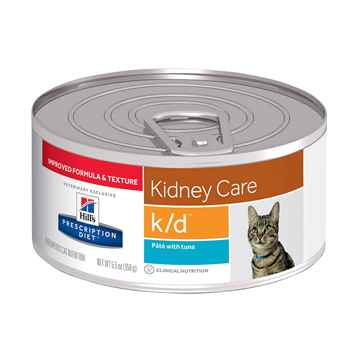 Picture of FELINE HILLS kd PATE with TUNA - 24 x 5.5oz cans