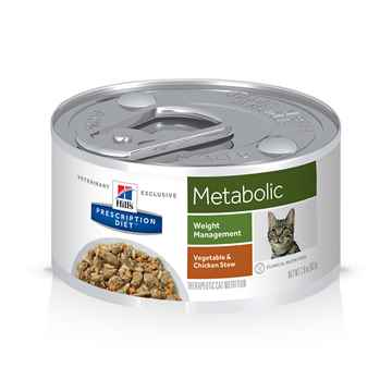 Picture of FELINE HILLS METABOLIC CHICKEN & VEG STEW - 24 x 2.9oz(tu)