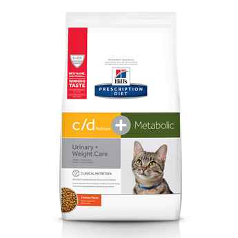 Picture of FELINE HILLS cd MULTICARE + METABOLIC CHICKEN - 12lb