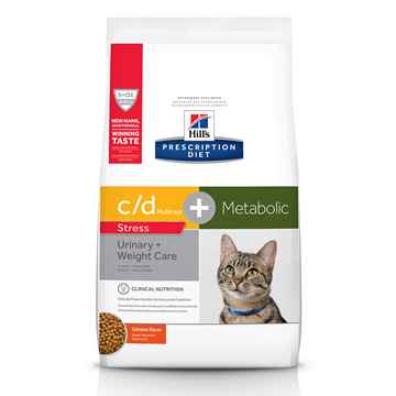 Picture of FELINE HILLS cd MULTICARE STRESS + METABOLIC CHICKEN - 6.35lb