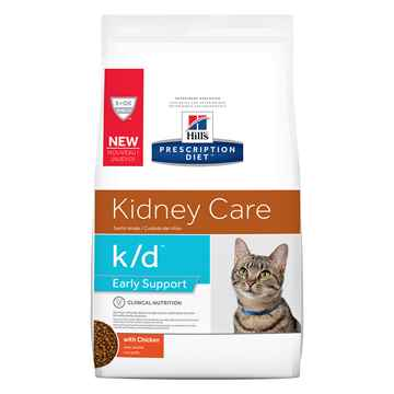 Picture of FELINE HILLS kd EARLY SUPPORT w/CHICKEN (4lb-8.5lb)