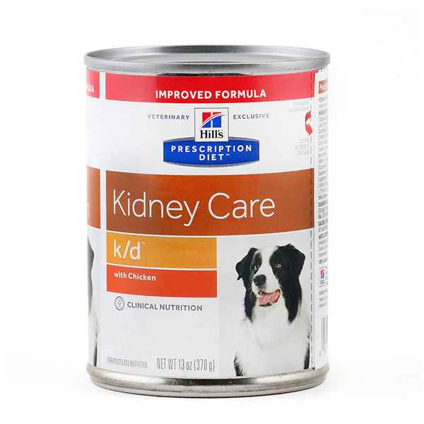 Picture of CANINE HILLS kd with CHICKEN - 12 x 370gm cans