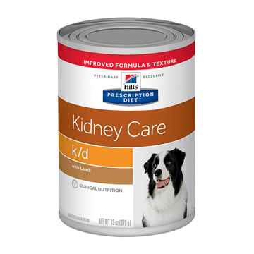 Picture of CANINE HILLS kd w/ LAMB - 12 x 370gm cans(tu)