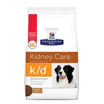 Picture of CANINE HILLS kd w/ LAMB - 8.5lb