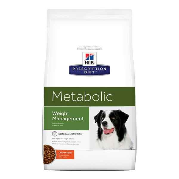 Picture of CANINE HILLS METABOLIC - 27.5lbs