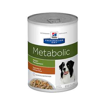 Picture of CANINE HILLS METABOLIC VEG & CHICKEN STEW - 12 x 12.5oz(tu)