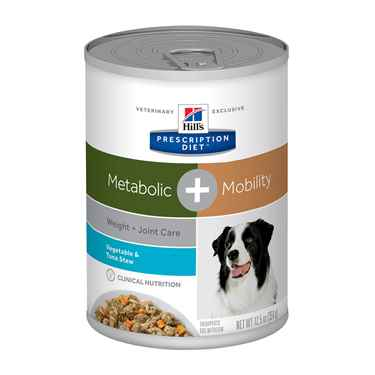 Picture of CANINE HILLS METABOLIC + MOBILITY VEG & TUNA STEW - 12 x 12.5oz
