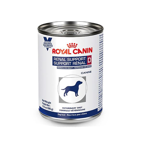 Picture of CANINE RC RENAL SUPPORT D - 12 x 385gm cans