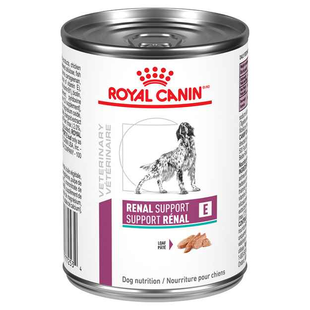 Picture of CANINE RC RENAL SUPPORT E - 12 x 385gm cans
