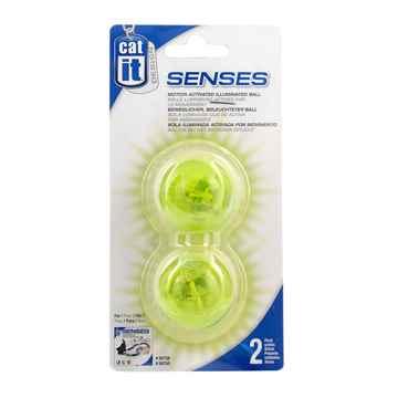 Picture of CATIT DESIGN SENSES Speed Circuit Illuminated Balls (50776)- 2/pk