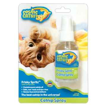 Picture of TOY CAT COSMIC Frisky Catnip Spray - 2oz