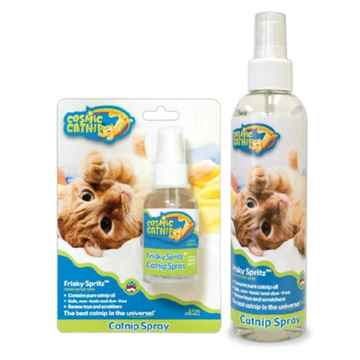 Picture of TOY CAT COSMIC Frisky Catnip Spray - 8oz