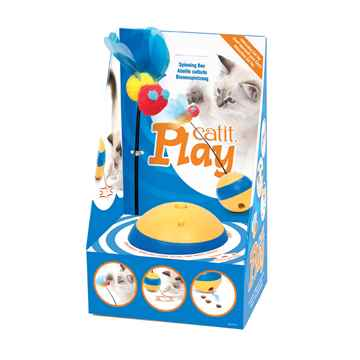 Picture of TOY CAT CATIT PLAY SPINNING BEE