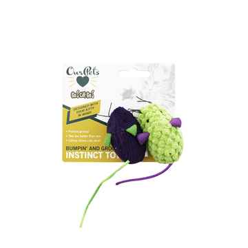 Picture of TOY CAT GO CAT GO Multi Mice - Bumpin and Groovin - 2/pk