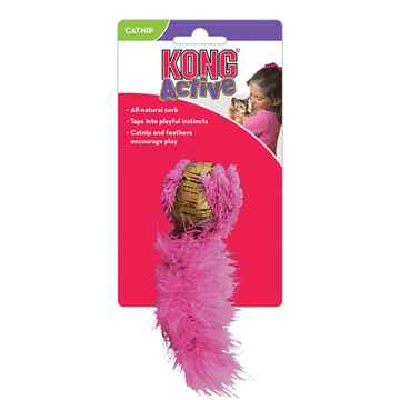 Picture of TOY CAT KONG ACTIVE CORK BALL