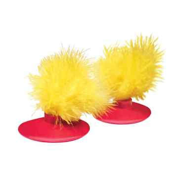 Picture of TOY CAT KONG ACTIVE Glide N Seek Feather Toy Refills - 2/pk
