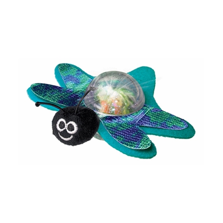 Picture of TOY CAT KONG Bat-A-Bout Flicker Firefly