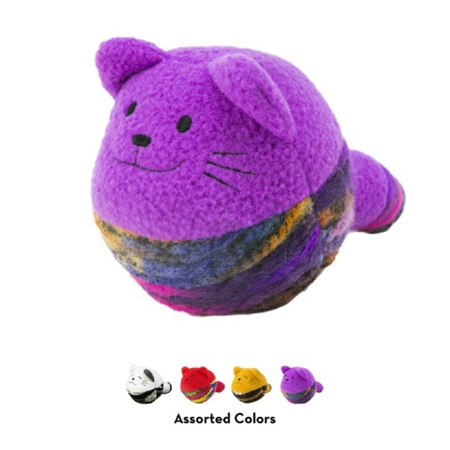 Picture of TOY CAT KONG ACTIVE Yarnimals Assorted