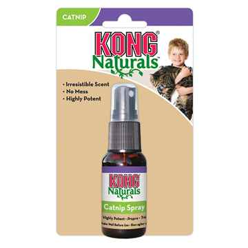Picture of TOY CAT KONG Naturals Catnip Spray - 1oz