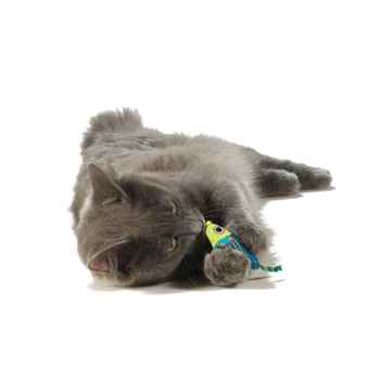Picture of TOY CAT PETSTAGES  Catnip Chew Mice - 2/pk