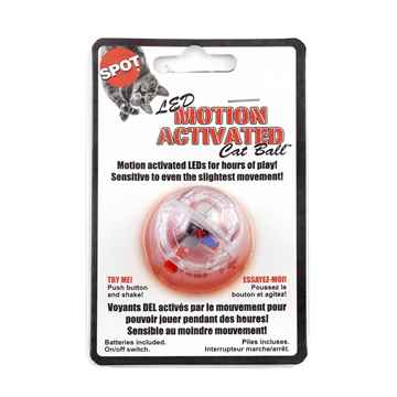 Picture of TOY CAT SPOTBRITE LED Motion Activated Cat Ball