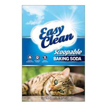Picture of CAT LITTER PESTELL CLAY CLUMPING w/B SODA - 20lb