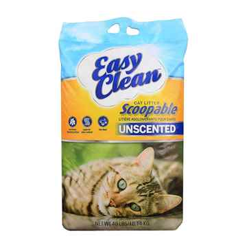 Picture of CAT LITTER PESTELL CLAY CLUMPING UNSCENTED - 40lb