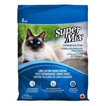 Picture of CAT LITTER CAT LOVE SUPER MIX CLUMPING - 40lb