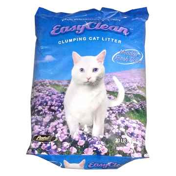 Picture of CAT LITTER PESTELL CLAY CLUMPING (SCENTED) - 20lb