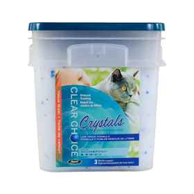 Picture of CAT LITTER CLEAR CHOICE CRYSTALS - 12 lb.