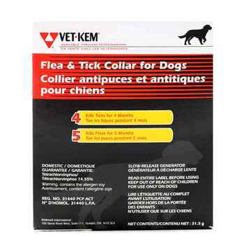 Picture of VET KEM FLEA & TICK COLLARS for DOGS