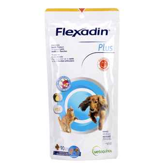 Picture of FLEXADIN PLUS CHEW for CATS and SMALL DOGS - 90's