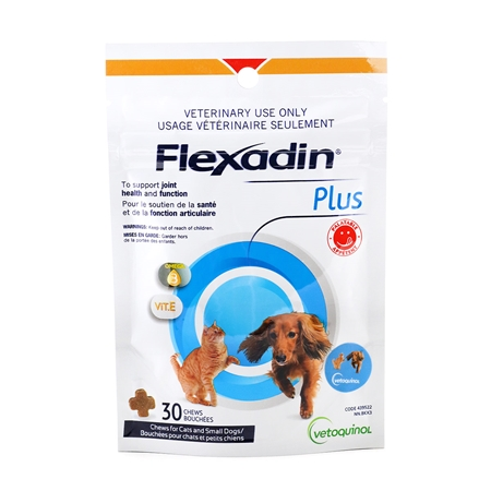 Picture of FLEXADIN PLUS CATS & SMALL DOGS CHEWS - 30's