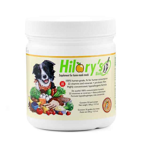 Picture of HILARYS BLEND MEAL SUPPLEMENT for DOGS - 350gm