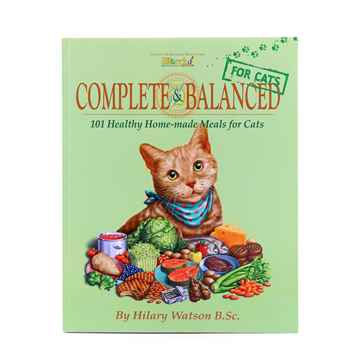 Picture of HILARY'S COMPLETE & BALANCED COOKBOOK for CATS