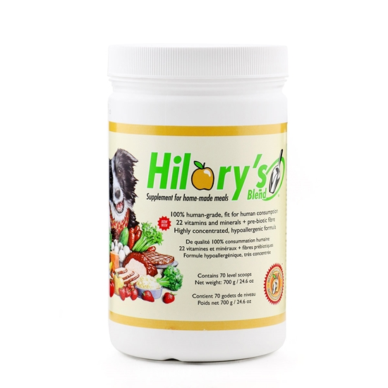 Picture of HILARYS BLEND MEAL SUPPLEMENT for DOGS - 700gm