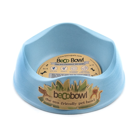Picture of BOWL BECO BIODEGRADABLE  Blue - 0.50 liter